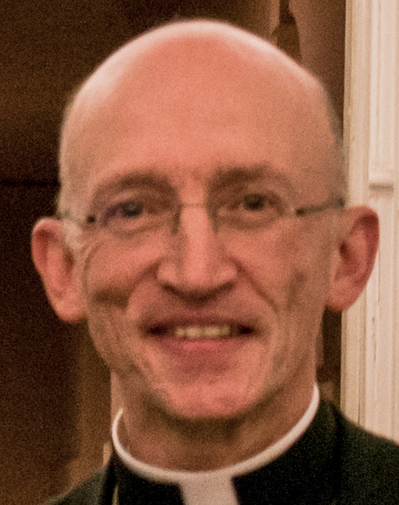 Rt Revd Dr Martin Warner (Advisor)